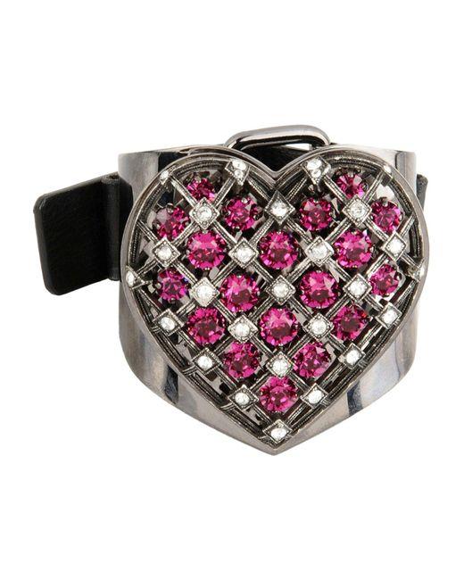 Lanvin - Gray Bracelet - Lyst
