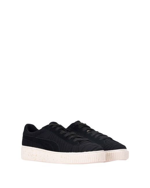 Sneakers & Tennis basses PUMA en coloris Black