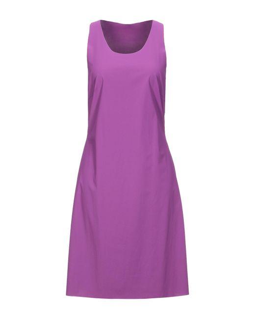 Wolford Purple Knee-length Dress