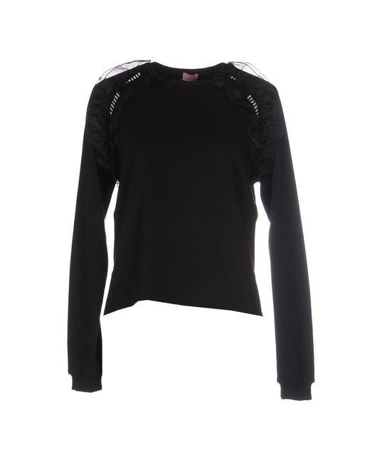 Giamba Black Sweatshirt