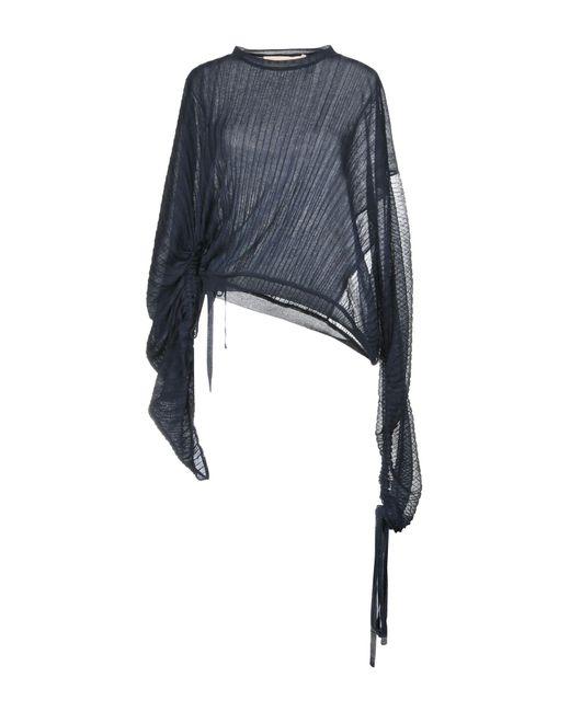 Marni - Blue Sweaters - Lyst