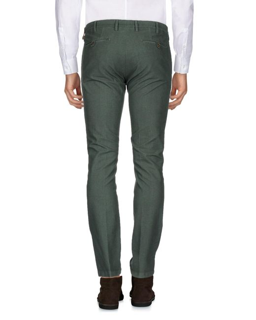 AT.P.CO Green Casual Pants for men