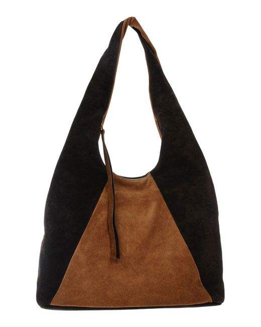 L'Autre Chose - Black Shoulder Bag - Lyst