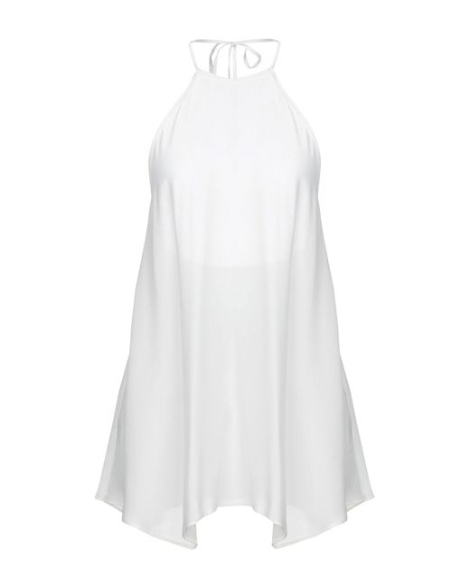 John Galliano - White Top - Lyst