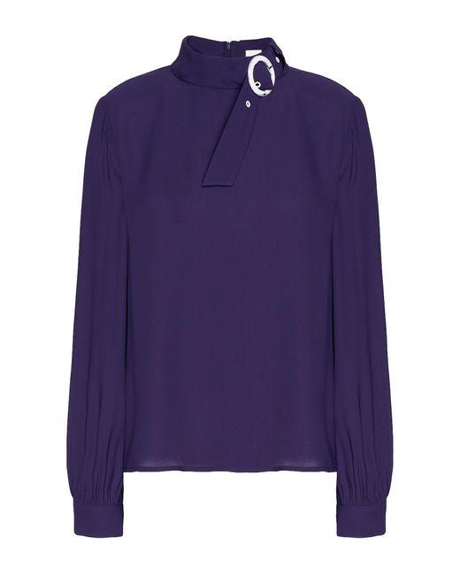 Blusa di 8 by YOOX in Purple