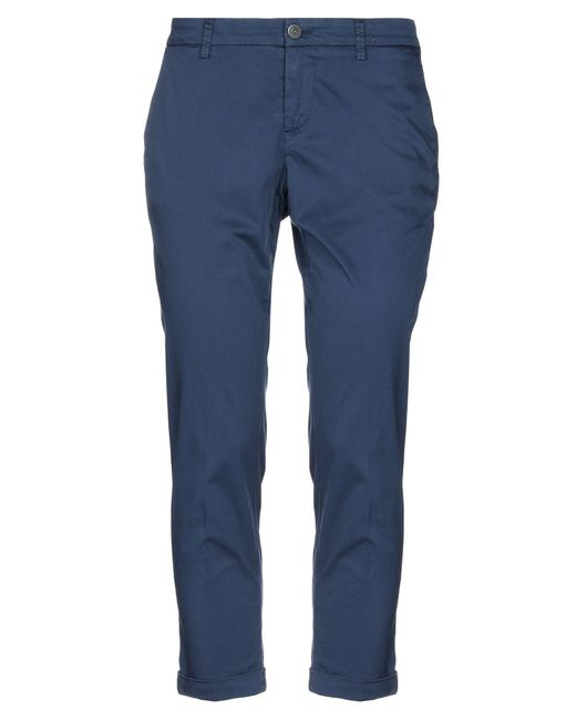 Pantalone capri di Fay in Blue