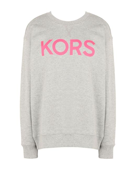 MICHAEL Michael Kors Gray Sweatshirt