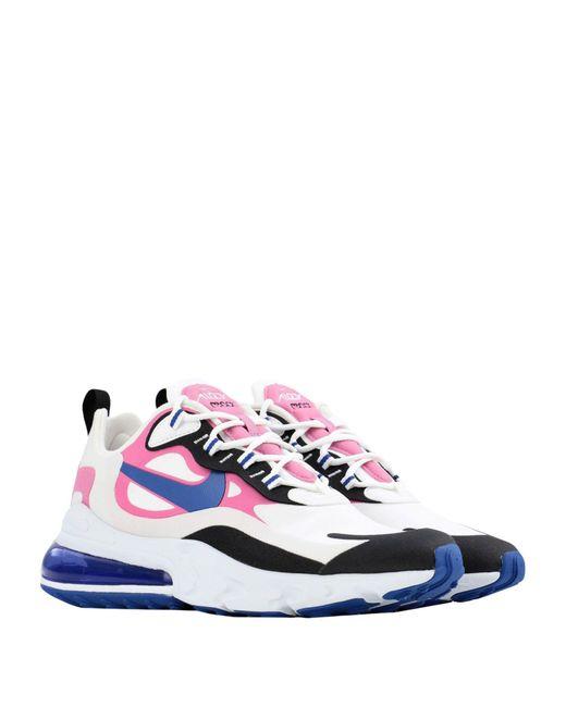 Nike White Low Sneakers & Tennisschuhe