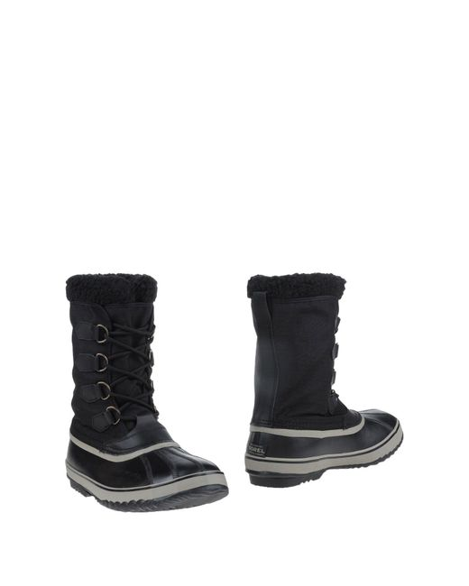 Sorel - Black Boots - Lyst