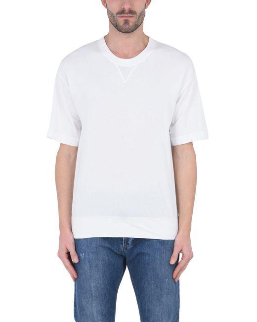 T-shirt Laneus pour homme en coloris White