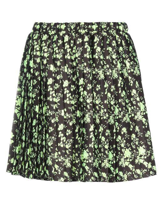 ViCOLO Green Mini Skirt