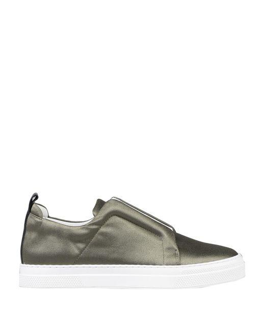 Pierre Hardy Green Low-tops & Sneakers