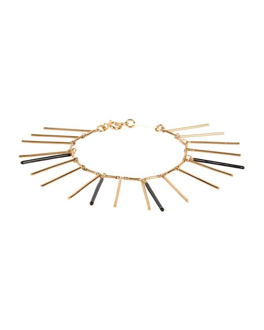Isabel Marant   Black Bracelet   Lyst