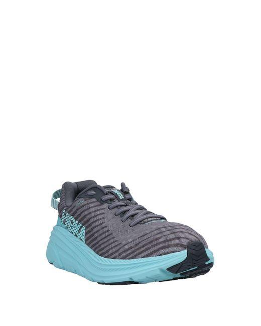Sneakers & Deportivas Hoka One One de hombre de color Gray