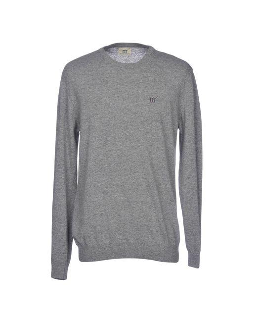 Pullover Henry Cotton's pour homme en coloris Gray