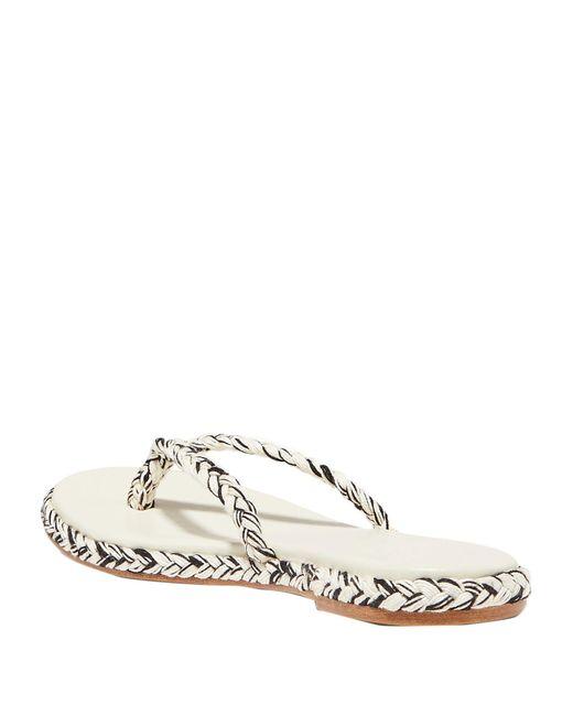 Sandalias de dedo ANTOLINA PARIS de color Multicolor