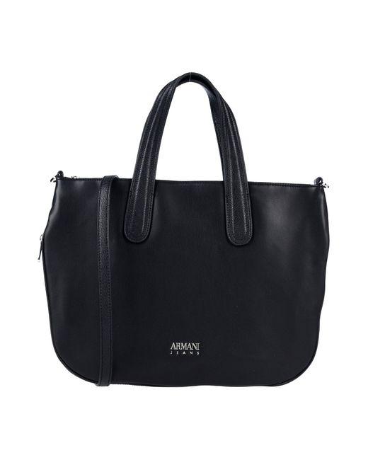 Armani Jeans Black Handbag