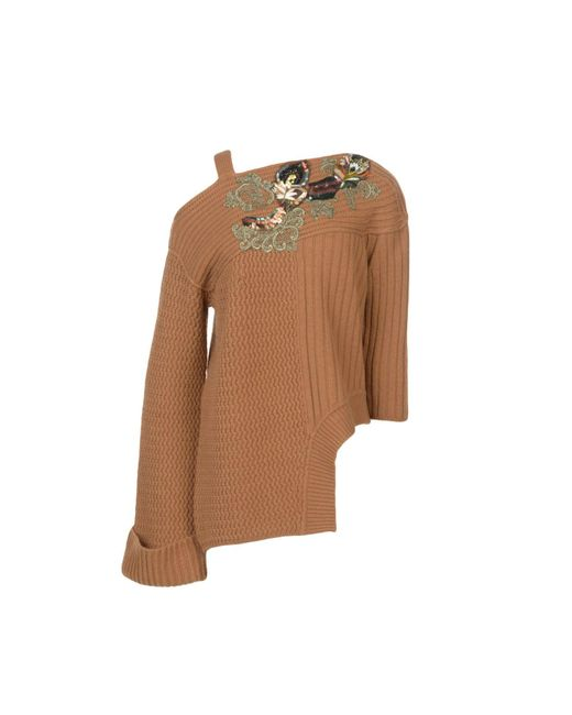 Antonio Marras - Brown Jumper - Lyst