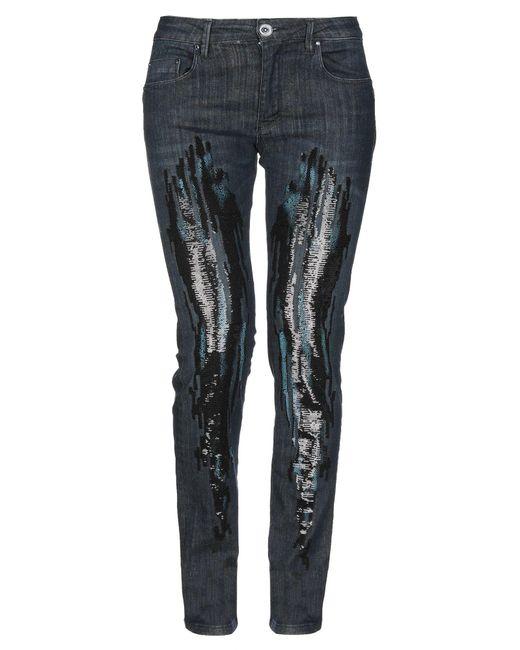 Pantaloni jeans di ALTEЯƎGO in Blue