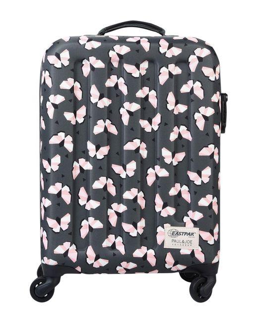 Eastpak | Green Wheeled Luggage | Lyst