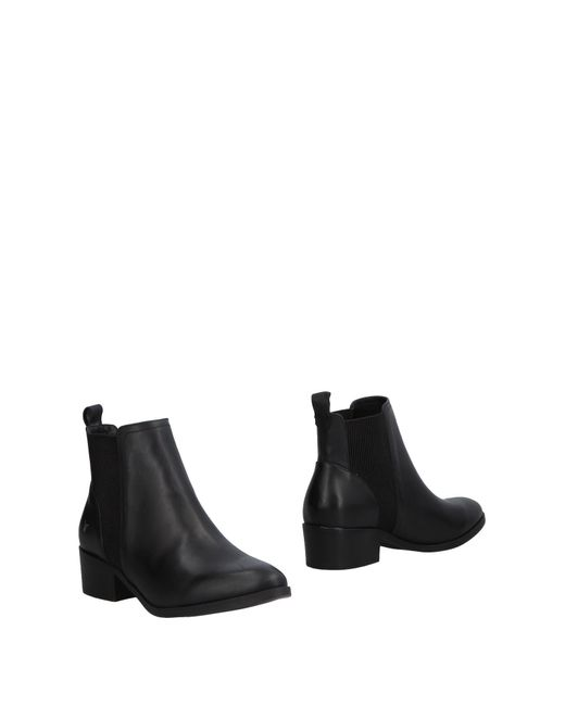 Windsor Smith Black Ankle Boots