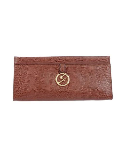 Gattinoni - Brown Handbag - Lyst