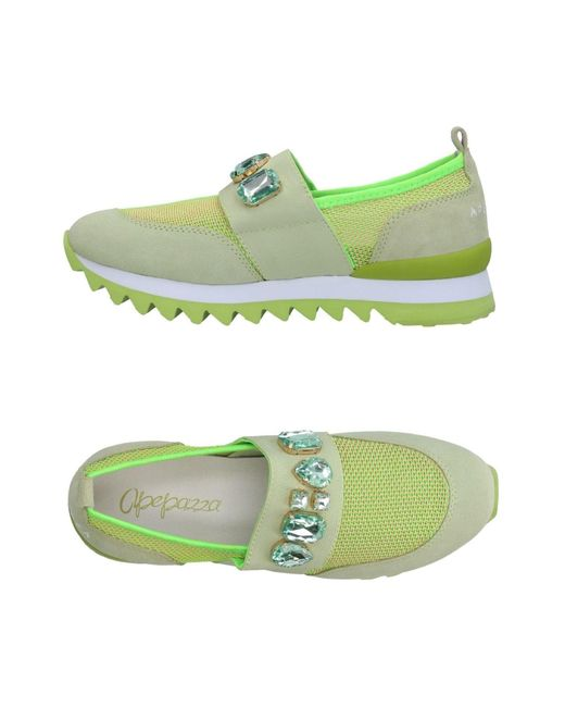 Apepazza - Green Low-tops & Sneakers - Lyst