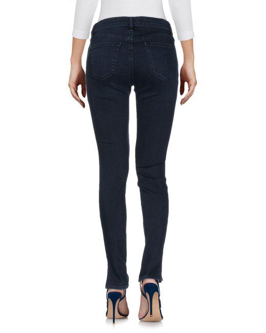 J Brand Blue Jeanshose