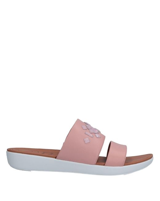 Fitflop Pink Sandale