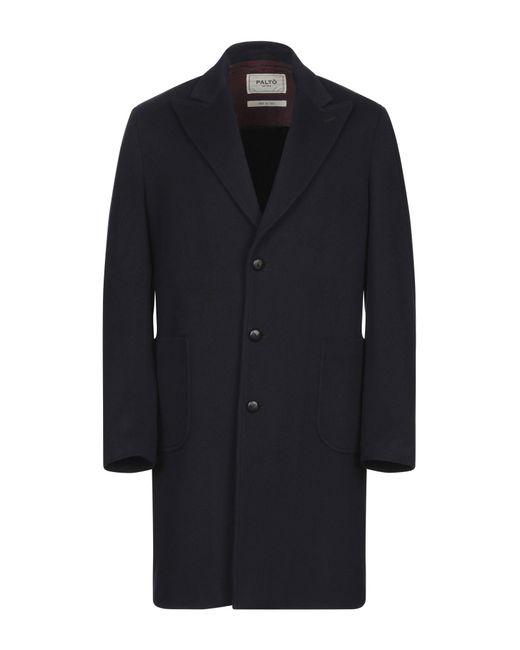 Cappotto di Paltò in Multicolor da Uomo
