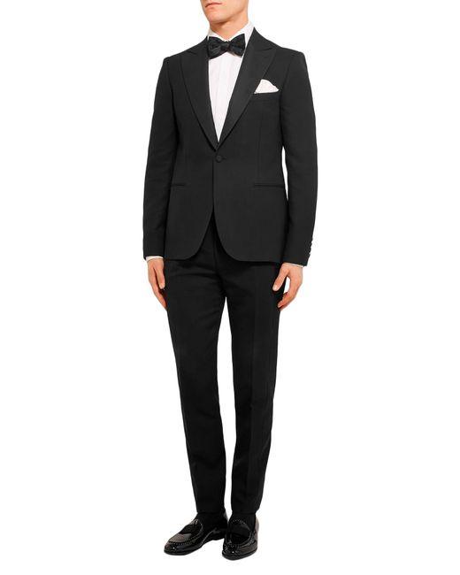 Pantalon Alexander McQueen pour homme en coloris Black