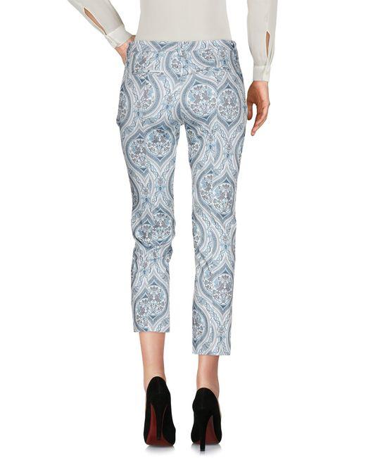 Pantalones History Repeats de color Blue