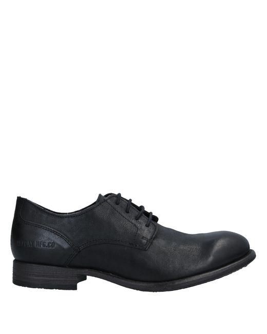 Replay Schnürschuh in Black für Herren