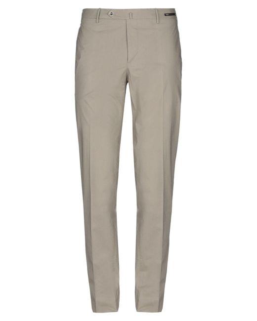 Pantalones PT Torino de hombre de color Natural