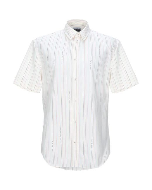 Band of Outsiders White Shirt for men