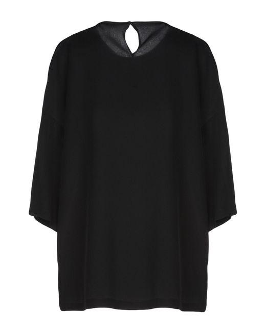Blouse Dolce & Gabbana en coloris Black