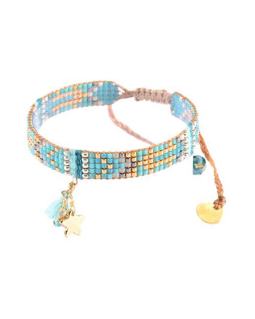 Mishky - Metallic Bracelet - Lyst