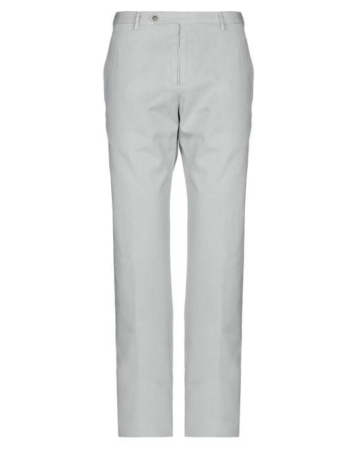 Pantalones Zanella de hombre de color Gray