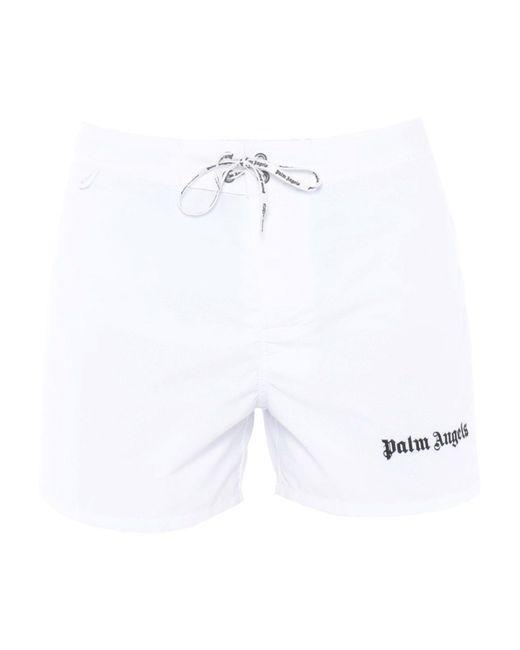 Sundek - White Beach Shorts And Trousers for Men - Lyst