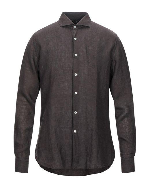 Xacus Brown Shirt for men