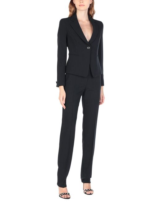 Armani Black Women's Suit