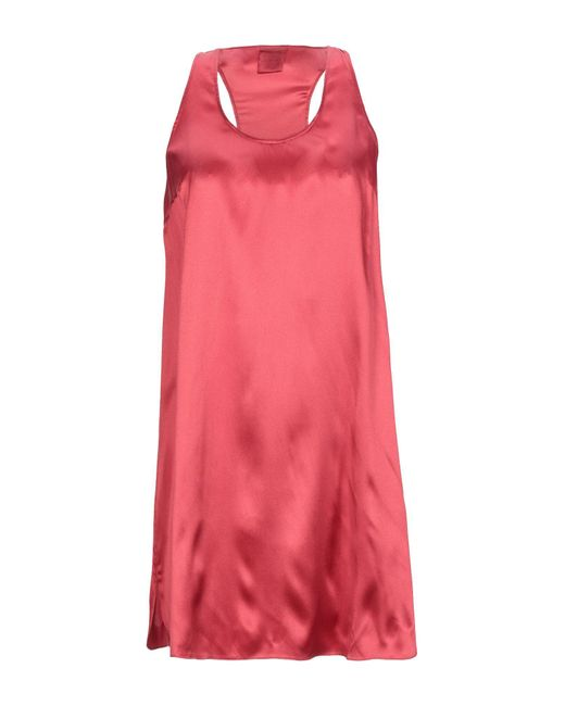 Brunello Cucinelli Top de mujer de color rojo g2fcX