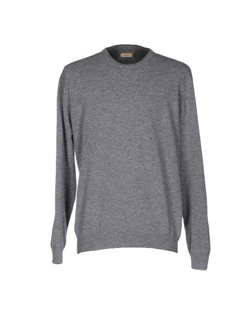 Altea - Gray Sweater for Men - Lyst