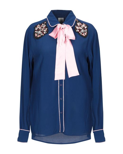 Camicia di Pinko in Blue