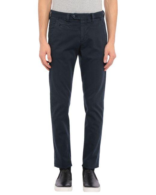 Pantalone di Exibit in Blue da Uomo