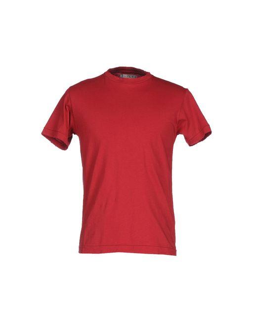 Prever - Black T-shirts for Men - Lyst
