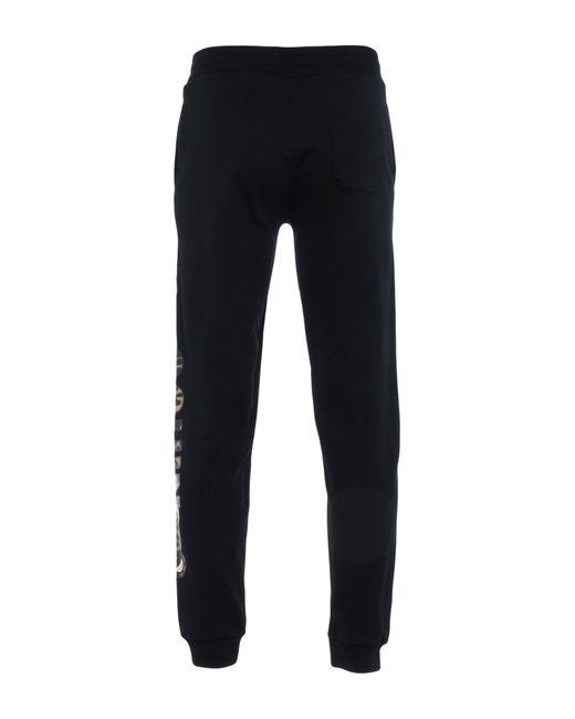 Pijama Moschino de hombre de color Black