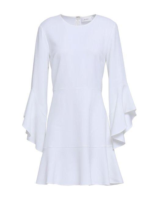 Vestito corto di A.L.C. in White
