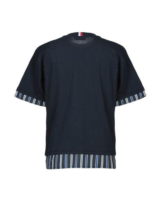 Tommy Hilfiger Great Designers Cotton Tee in Dark Blue (Blue