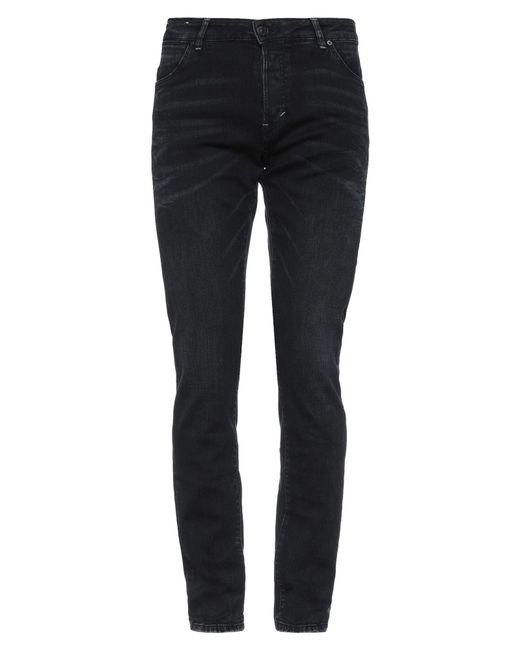Pantalones vaqueros PT Torino de hombre de color Black